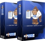 ContentGorilla 2.0 Review: Details, Price and Features.