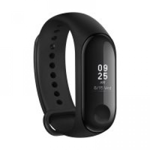 32% Discount on Mi Band 3(black)