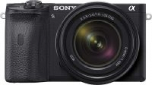 Sony Alpha ILCE-6600  Digital SLR Camera.